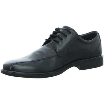 Schuhe Herren Richelieu Longo Business SHS bequ.glatt.Boden 1005282/0 schwarz