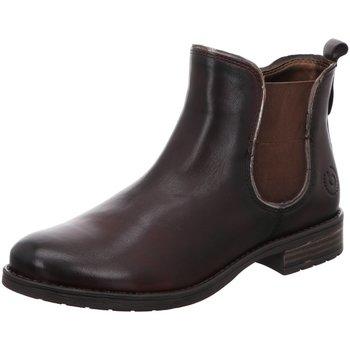 Schuhe Damen Stiefel Bugatti Stiefeletten 411569324140619 braun