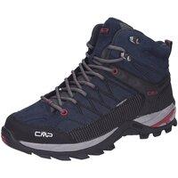 Schuhe Herren Wanderschuhe Cmp F.lli Campagnolo Sportschuhe 3Q12947 CMP 3Q12947-62BN-Rigel-Mid blau