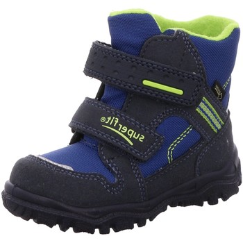 Schuhe Jungen Babyschuhe Superfit Winterboots 09044-81 blau