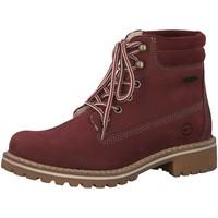 Schuhe Damen Wanderschuhe Tamaris Stiefeletten 21e 1-1-26244-21 500 rot