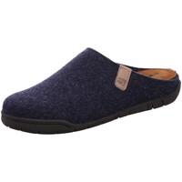 Schuhe Herren Hausschuhe Rohde WF blau