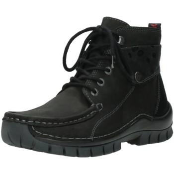 Schuhe Damen Boots Wolky Stiefeletten 0472 559 schwarz