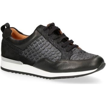 Schuhe Damen Derby-Schuhe Caprice Schnuerschuhe 9-23602-21 9-23602-21 schwarz