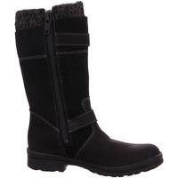 Schuhe Mädchen Stiefel Däumling Stiefel Alia 200021S-70 Denver 200021S-70 schwarz