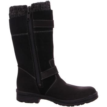 Schuhe Mädchen Stiefel Däumling Stiefel 200021S-170 schwarz