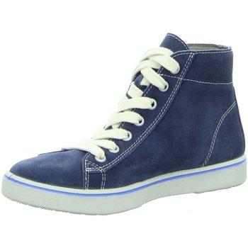 Schuhe Jungen Boots Ricosta High 54260-151 M blau