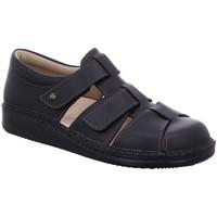 Schuhe Herren Sandalen / Sandaletten Finn Comfort Offene Athos 1034-615099 schwarz