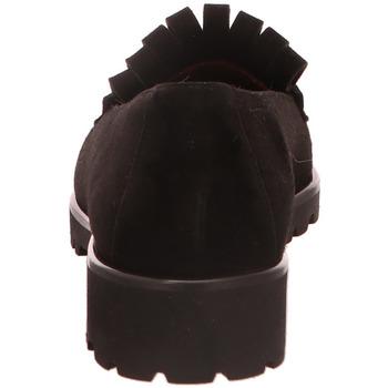 Gabriele Slipper 5853 schwarz - Schuhe Slipper Damen 16995