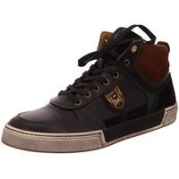 Schuhe Herren Boots Pantofola D` Oro Frederico Uomo Mid 10183023-25Y schwarz