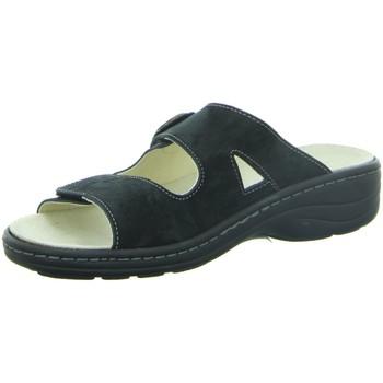 Schuhe Damen Pantoffel Diverse Pantoletten 1005356-LH20911 schwarz
