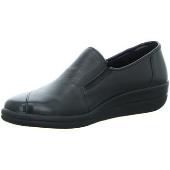 Schuhe Damen Slipper Longo Slipper 1005293/0 schwarz