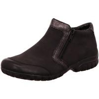 Schuhe Damen Stiefel Rieker Stiefeletten L4659-00 Superfit L4659-00 schwarz