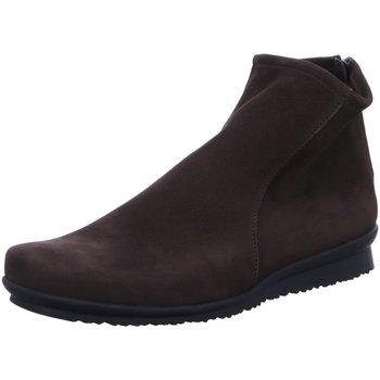 Schuhe Damen Stiefel Arche Stiefeletten Baryky Baryky tr truffe Hunter Baryky tr braun