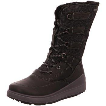 Schuhe Damen Stiefel Ecco Stiefel  NOYCE 834633/02001 schwarz