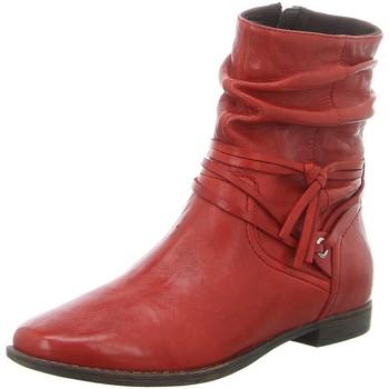 Schuhe Damen Stiefel Spm Shoes & Boots Stiefeletten 14289223-01-02111-03001 rot