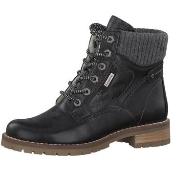 Schuhe Damen Stiefel Jana Stiefeletten Stiefelette 8-8-26229-21/001-001 schwarz