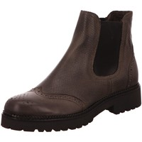 Schuhe Damen Stiefel Niki Stiefeletten Vera 468TE grau