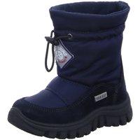 Schuhe Jungen Schneestiefel Naturino Winterstiefel 0013001268-01-001 13000950-01-9102 blau