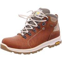 Schuhe Damen Wanderschuhe Grisport Stiefeletten 12905D26G braun
