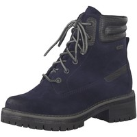 Schuhe Damen Wanderschuhe Jana Stiefeletten 100% C 88 26105 21 805 blau