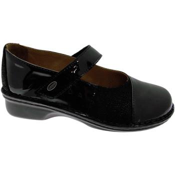 Schuhe Damen Ballerinas Calzaturificio Loren LOM2690ne nero