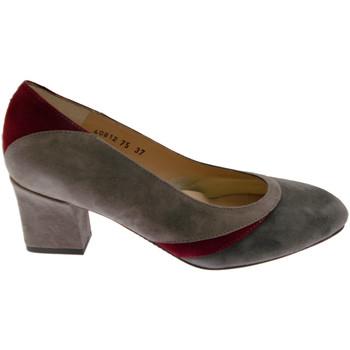 Schuhe Damen Pumps Calzaturificio Loren LO60812bo tortora