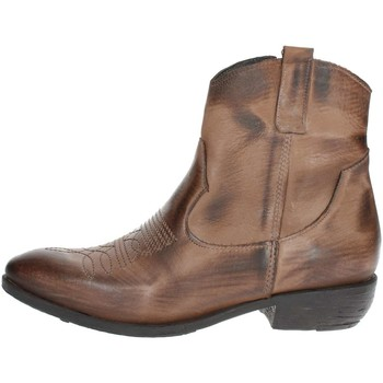 Schuhe Damen Low Boots Tfa STELLA90 Braun