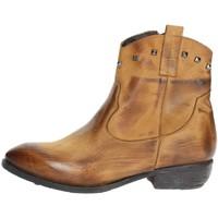Schuhe Damen Low Boots Tfa STELLA2 Braun Leder