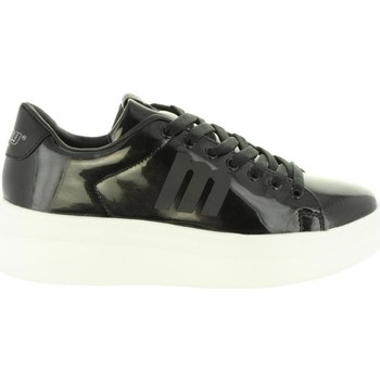 Schuhe Damen Sneaker Low MTNG 69209 Negro