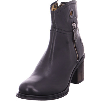 Schuhe Damen Boots Fly London - ANOK355FLY schwarz