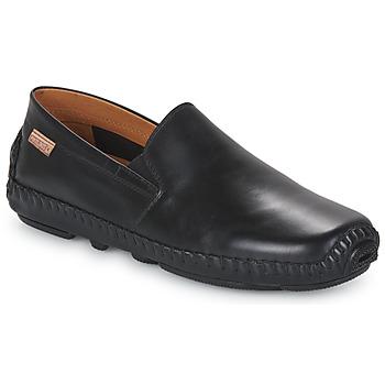 Schuhe Herren Slipper Pikolinos JEREZ 09Z Schwarz