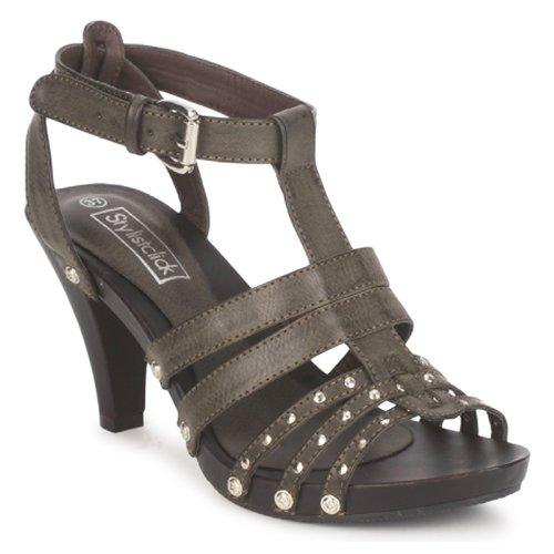 Sandalen / Sandaletten StylistClick MADO Maulwurf 350x350