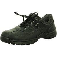Schuhe Herren Arbeitsschuhe Jomos Schnuerschuhe 415801-346-000 schwarz