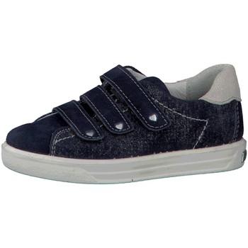 Schuhe Mädchen Sneaker Low Ricosta Klettschuhe 8103300-173 blau