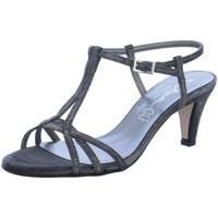 Schuhe Damen Sandalen / Sandaletten Vista Sandaletten 31-D217 SCHWARZ schwarz