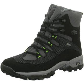 Schuhe Herren Wanderschuhe Lico Sportschuhe 710139 grau