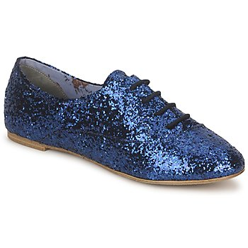 Schuhe Damen Richelieu StylistClick NATALIE Blau