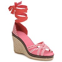 Schuhe Damen Sandalen / Sandaletten StylistClick ANGELA Rot