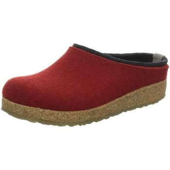 Schuhe Damen Hausschuhe Haflinger 711056-42 rot