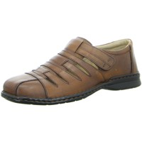Schuhe Herren Slipper Ara Slipper 1 Klett Flats 11-31005-07 braun