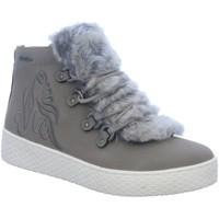Schuhe Damen Low Boots Bugatti FERGIE REVO dark grey 4225253159591511 braun