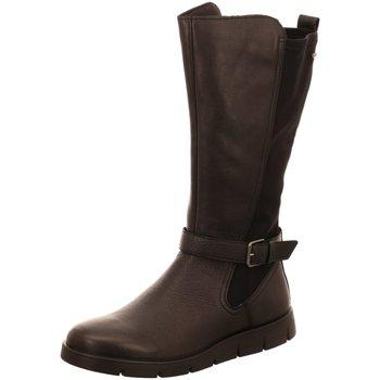 Schuhe Damen Klassische Stiefel Ecco Stiefel Bella 282223.01001 braun