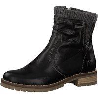 Schuhe Damen Stiefel Be Natural Stiefeletten Da.-Stiefel 8-8-26414-21 schwarz