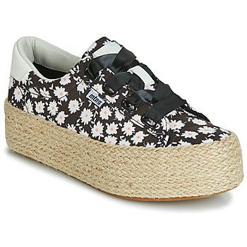 Schuhe Damen Sneaker Low MTNG WANDA Weiss / Schwarz