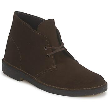 Stiefelletten / Boots Clarks DESERT BOOT Braun 350x350