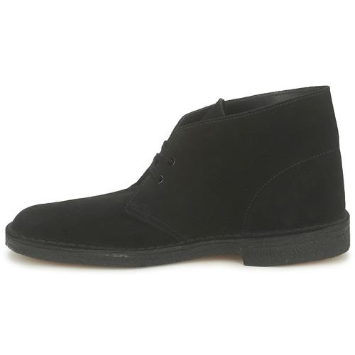 DESERT BOOT  Clarks  boots  herren  schwarz