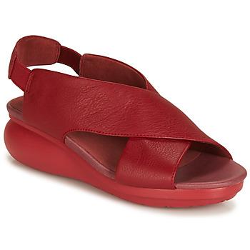 Schuhe Damen Sandalen / Sandaletten Camper BALLOON Rot