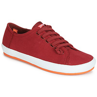 Schuhe Damen Derby-Schuhe Camper PEU RAMBLA VULCANIZADO Rot