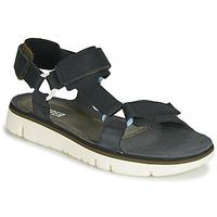 Schuhe Herren Sandalen / Sandaletten Camper ORUGA Schwarz